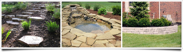 Landscape Installation Landscape Services Landscaper Landscaping specialists in and about Brighton, Howell, Fowlerville, Pinckney and all of Livingston County and Oakland County