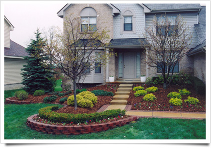 Landscaping Design Landscaping Snow Plowing Services Snow and Ice Removal specialists in and about Brighton, Howell, Fowlerville, Pinckney and all of Livingston County and Oakland County